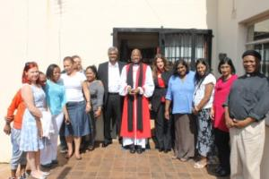 St Nicolas and St Joseph's Homes Official office opening